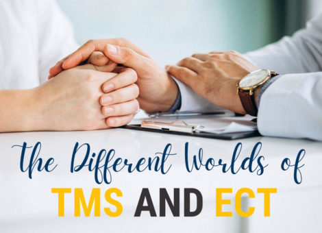 TMS and ECT