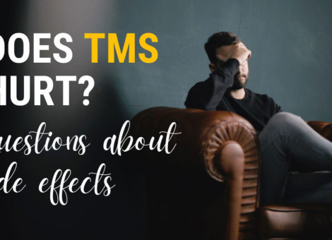 Does TMS hurt?